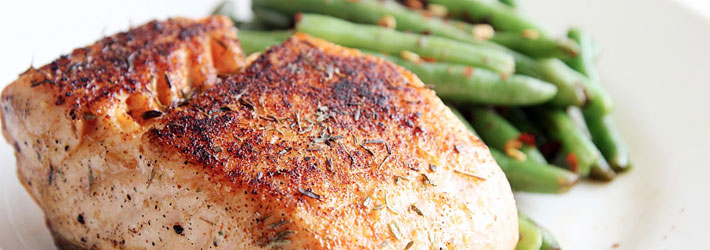 Wines to match salmon, tuna and other fish dishes