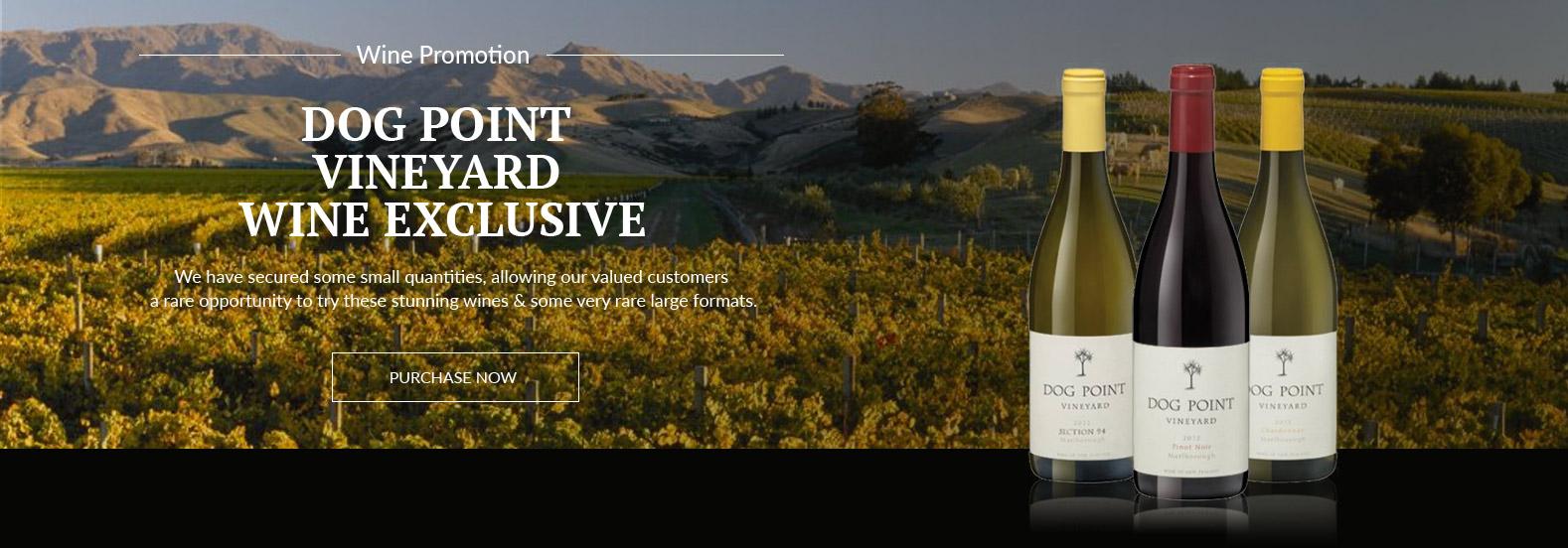 Dog Point Wine Exclusive
