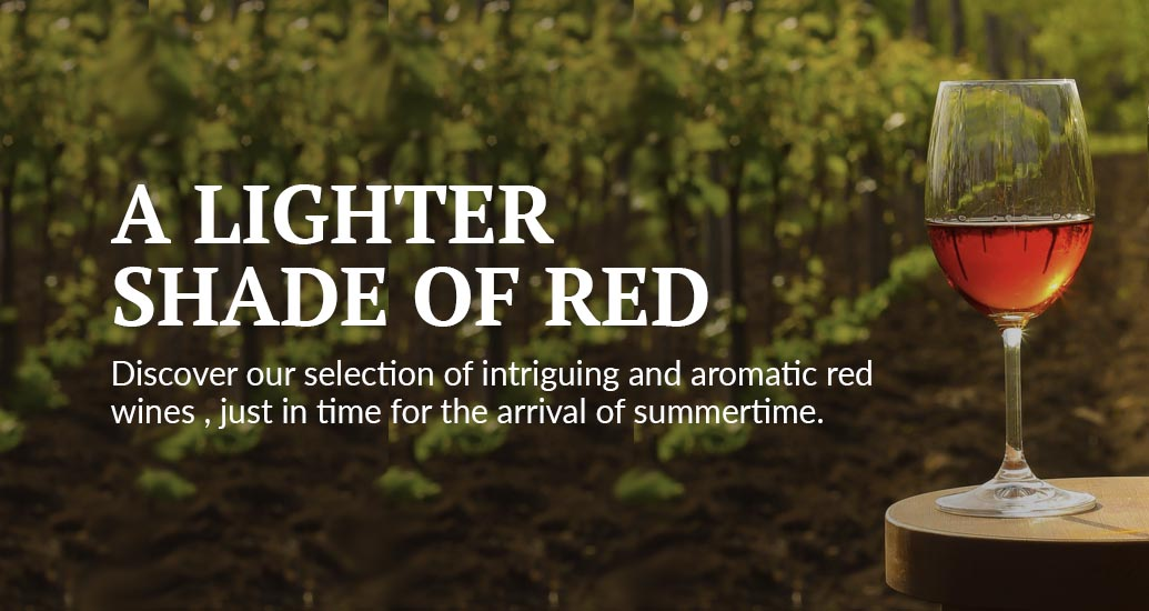 A Lighter Shade Of Red